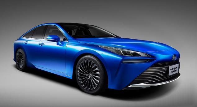 Toyota Mirai. Deuxième Génération Dévoilée En Décembre