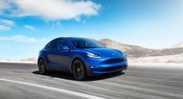 Toujours Pour Cette Année. Elon Musk Annonce La Tesla Model