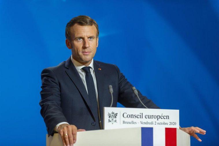 """Macron Dit Que Les Pêcheurs Européens """"ne Peuvent Pas être"""