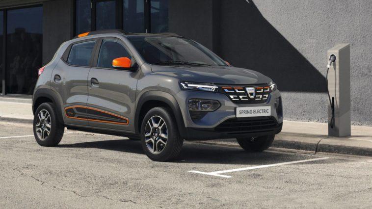 Dacia Spring Electric. Tout Sur L'électrique La Moins Chère Du