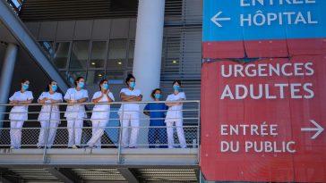 La France Trouve Plus De 30000 Cas De Coronavirus En