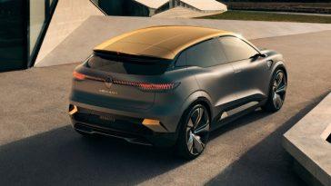 Renault Mégane Evision. C'est La Mégane 2022