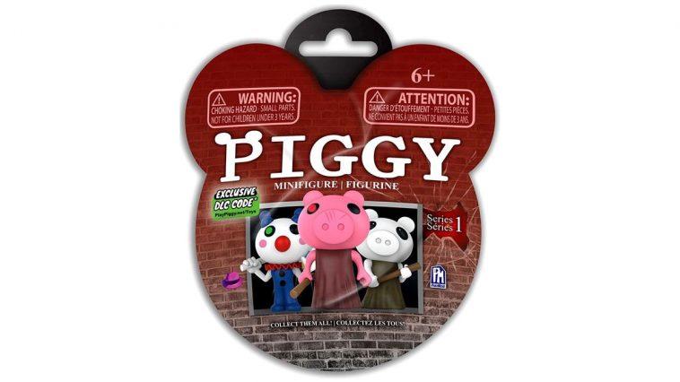 Les Jouets Roblox Piggy Arrivent Bientôt!