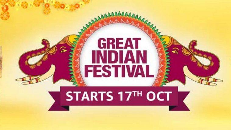 La Vente Amazon Great Indian Festival Est Maintenant En Ligne: