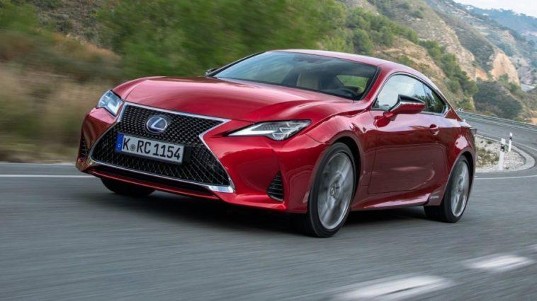 Lexus Se Concentre Sur Les Suv En Europe Et Supprime