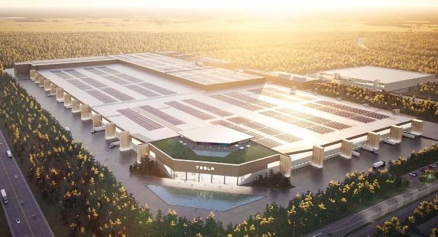 La Construction De Gigaberlin S'est Arrêtée… Pourquoi Tesla N'a T Il Pas