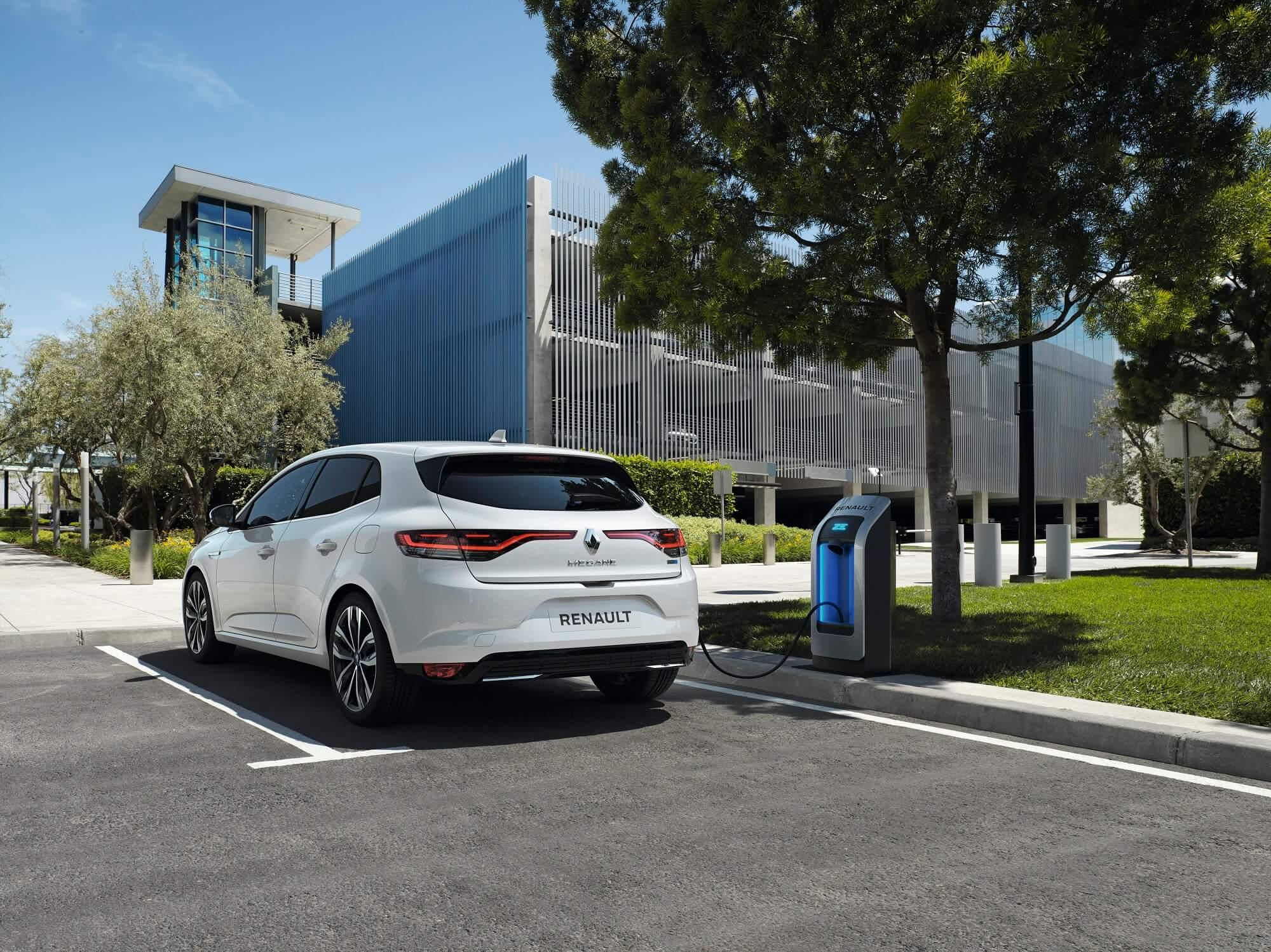 Renault Mégane E-TECH Hybride rechargeable