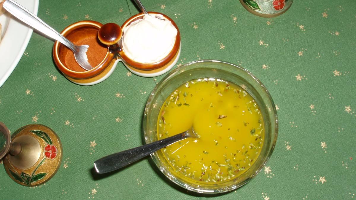 Recette De Vinaigrette Au Basilic Et Au Citron
