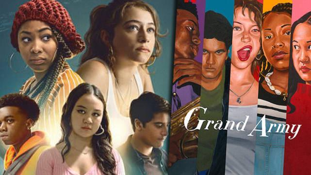 Bande Originale De La Grand Army: Chaque Chanson De L'émission