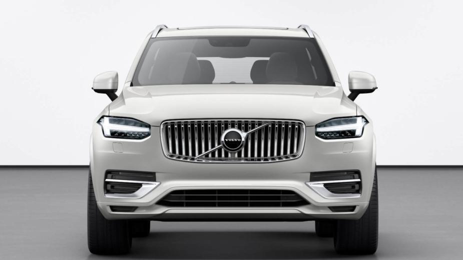 Le Prochain Xc90 Pourrait être Le Dernier Volvo Avec Un