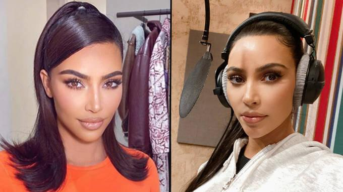 Kim Kardashian Joue Dans Le Film Paw Patrol Et Internet