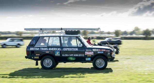 Goodwood Speedweek 2020: Le Range Rover Fête Ses 50 Ans