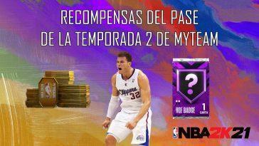 Nba 2k21 Myteam: Voici Les Récompenses Du Season Pass 2