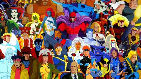 La série animée X Men redémarre Disney