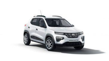 Dacia Spring Electric Recevra Une Version Commerciale