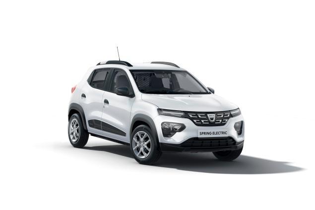 Dacia Spring Electric Recevra Une Version Commerciale