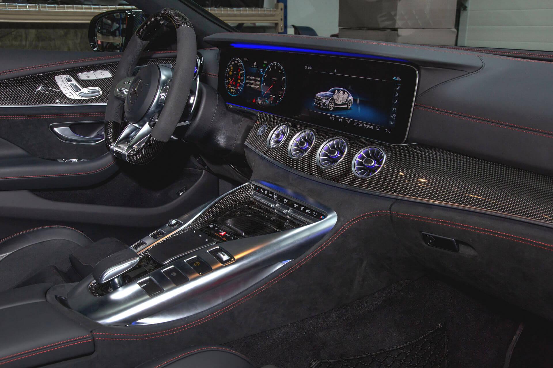 Posaidon Mercedes-AMG GT 4 portes