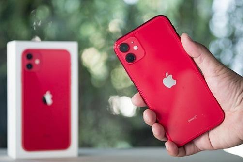 L'iphone 11 D'apple Avec L'offre Airpods Diwali Gratuite Est En