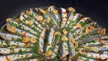 Recette D'anchois Au Vinaigre De Chicote