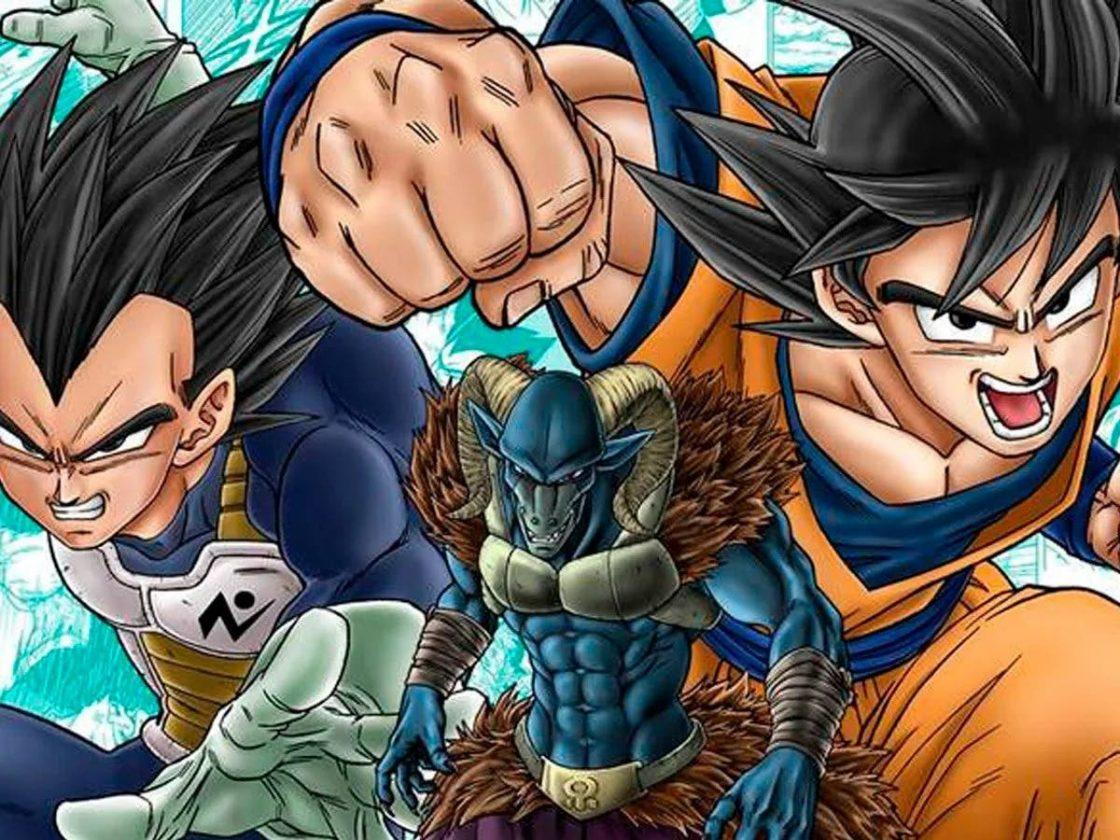 Dragon Ball Super: Fuite De La Tournure Inattendue Du Manga