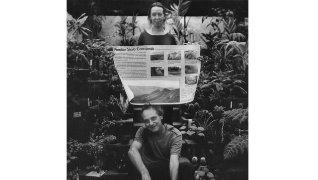 La chronique de Zai Whitaker en souvenir de Bob et Tanya sauveurs des îles célestes des Ghâts occidentaux