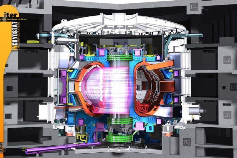 Le réacteur de fusion nucléaire ITER, pièce par pièce: c'est ainsi que fonctionnera l'une des plus grandes œuvres d'ingénierie créées par l'homme