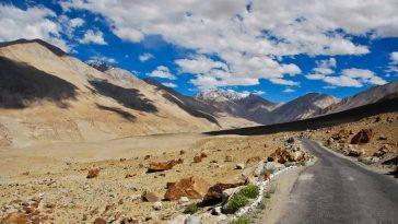 La Cartographie De La Région Du Ladakh Révèle Que Ses