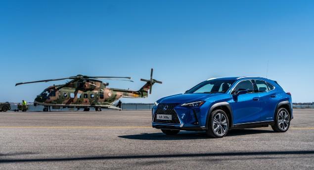 Arrive En Mars. La Première Lexus électrique Déjà Proposée