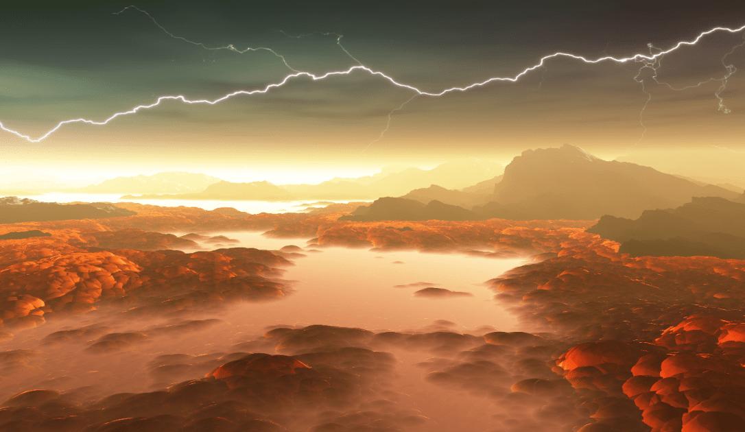 Des Scientifiques Découvrent La `` Glycine '' Dans L'atmosphère De