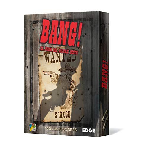 Edge Entertainment-Bang-JCNC, multicolore (EEDVBA01)