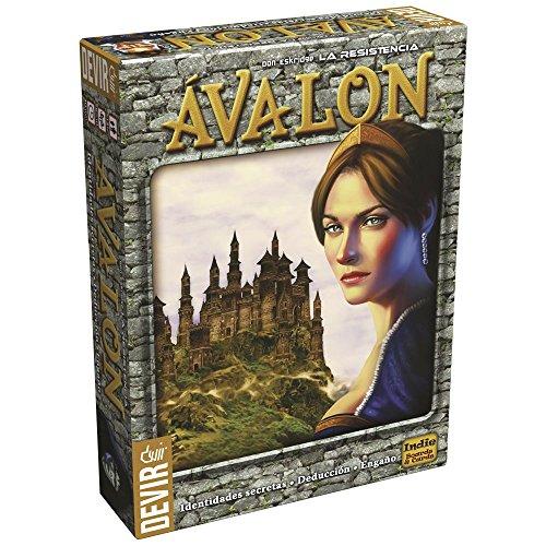 Jeu de société Devir- Avalon, couleur (BGRESIAV)