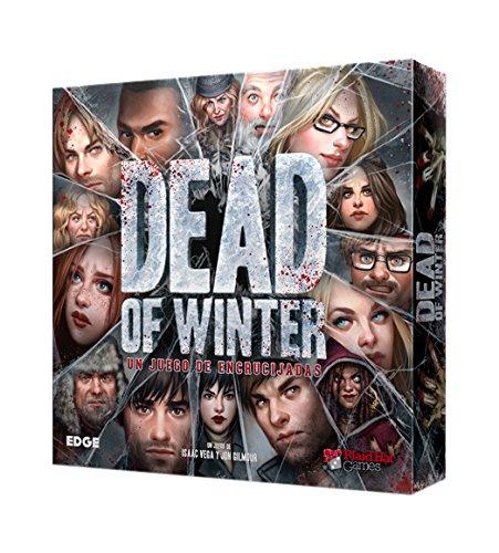 Edge Entertainment Dead of Winter - Jeu de société EDGXR01