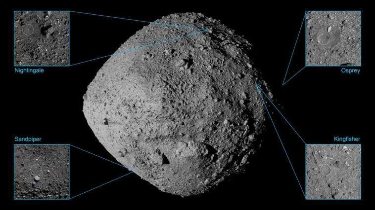 Après Deux Ans Autour De L'astéroïde Bennu, La Mission Osiris Rex