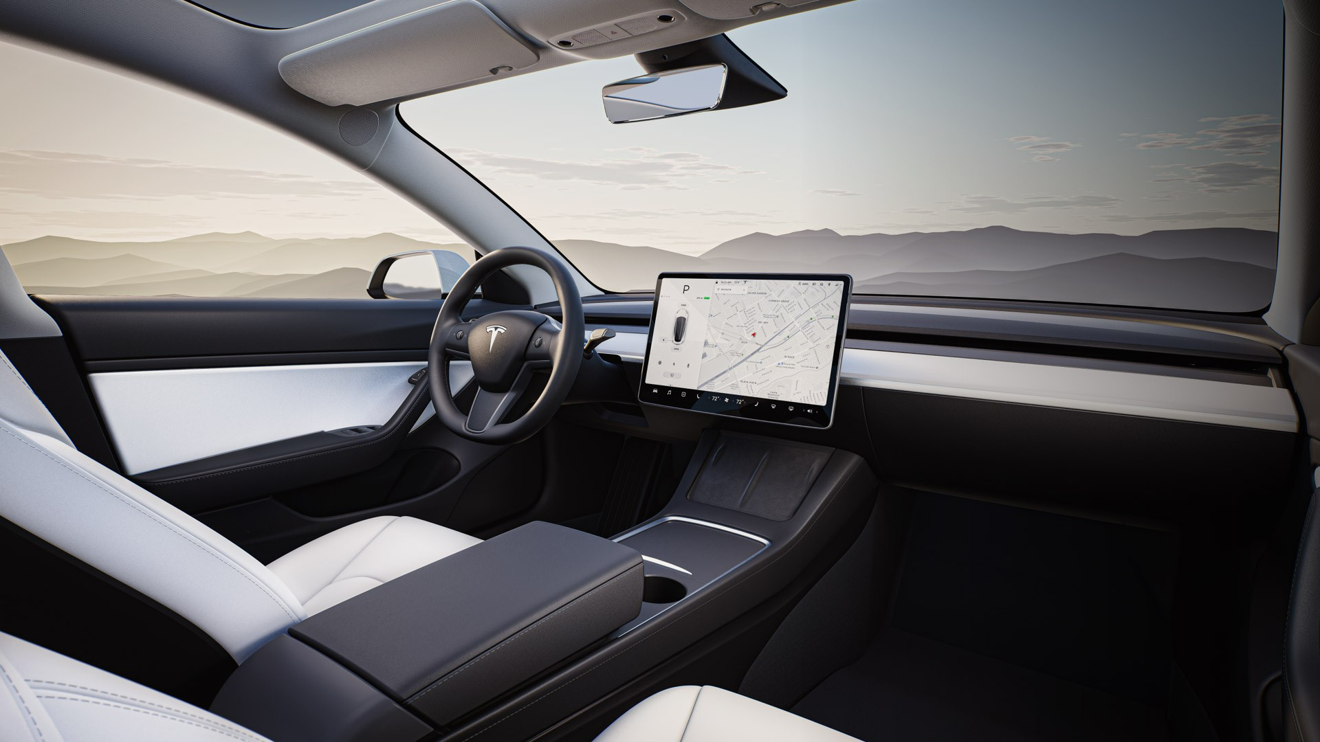 Tesla modèle 3 2021