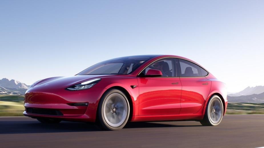 La Tesla Model 3 A été Mise à Jour Et