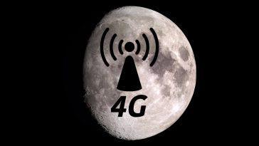 Nokia Installera Des Antennes 4g Sur La Lune