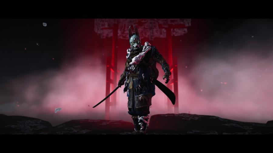 Une image de la classe Assassin dans Ghost of Tsushima: Legends