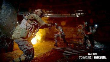 Call Of Duty: Warzone Et Modern Warfare Datent `` The