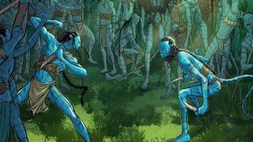 La Nouvelle Bande Dessinée Avatar Fait Passer L'histoire Au Delà Du