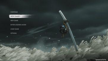 Ghost Of Tsushima: Qu'est Ce Que New Game + Et Comment