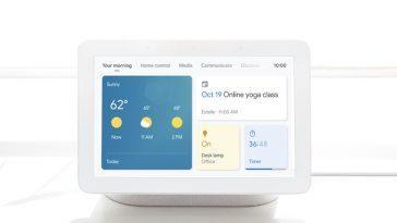 Google renouvelle son logiciel pour les enceintes intelligentes avec un écran: nouvelle interface, plus de contrôles, d'intégrations et plus