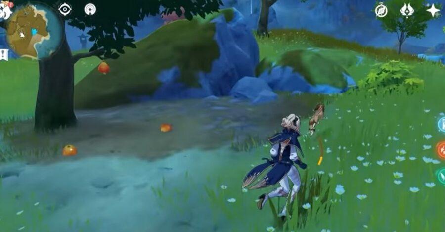 Gameplay de Genshin Impact