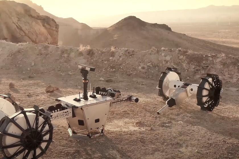 """Le dernier rover de la NASA """"se brise en deux"""" pour explorer les zones les plus difficiles"""