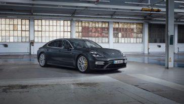 Porsche Panamera. Plus De Puissance Et D'autonomie Pour Les Versions