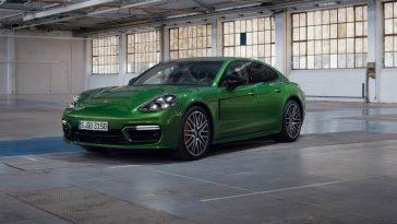 700 Ch Pour La Porsche Panamera La Plus Puissante Et