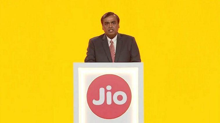 Reliance Jio 5g India Mises à Jour En Direct: Devrait