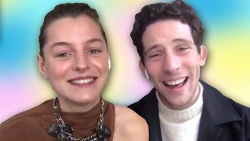 Emma Corrin Et Josh O'connor De La Couronne Parlent Du