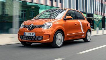 Toutes Les Spécifications De La Nouvelle Renault Twingo Ze