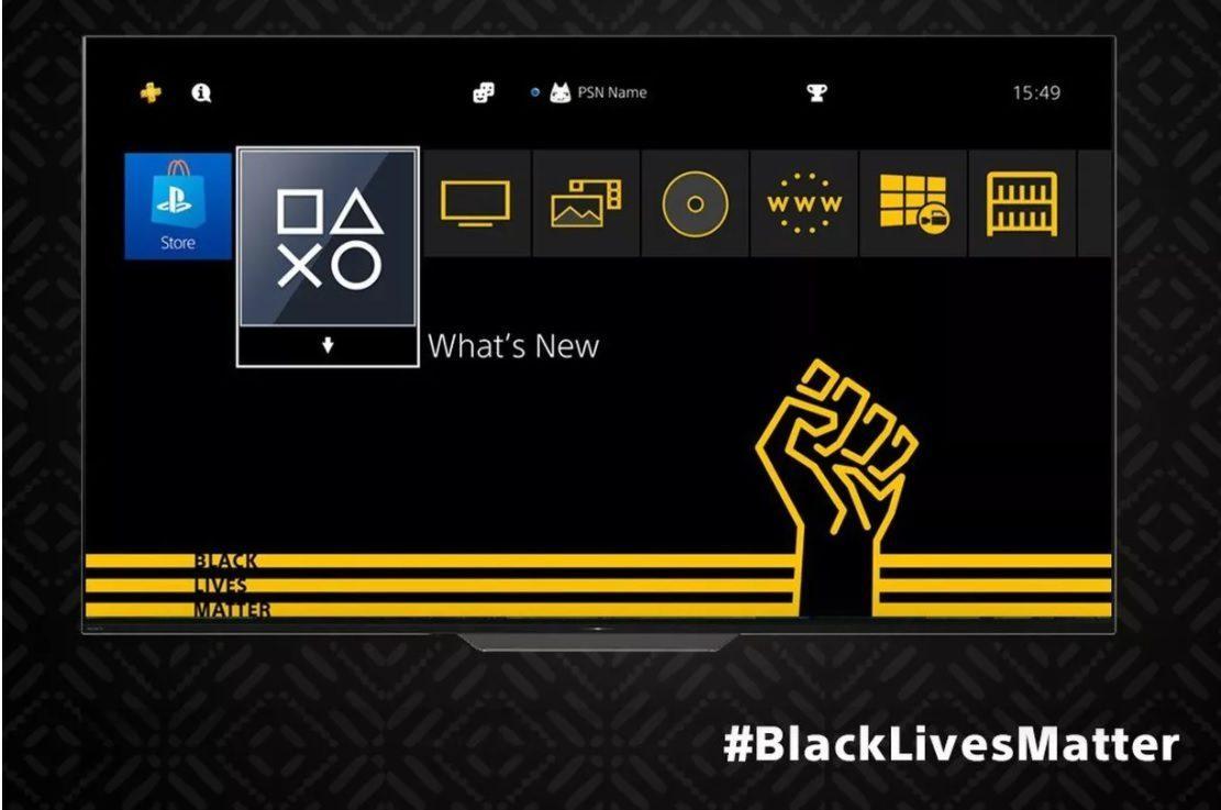 Comment Obtenir Le Thème Gratuit Black Lives Matter Pour Ps4