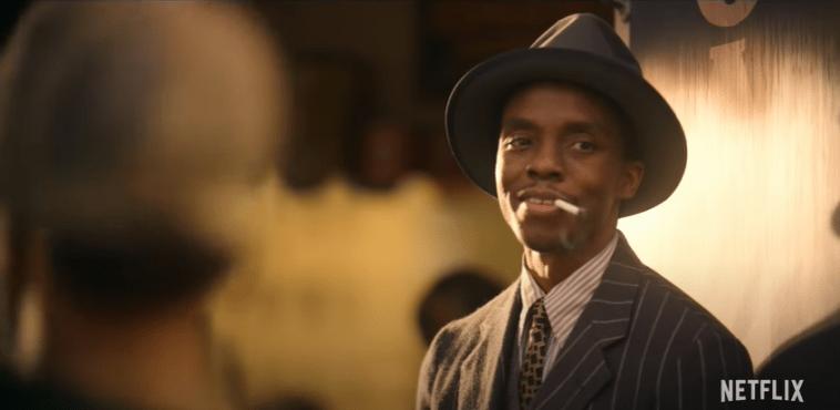 Film Netflix «black Bottom» Voir La Performance Finale De Chadwick